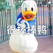 灿冉 felhasználói profilja