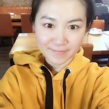 Gebruikersprofiel Yingying