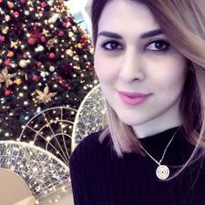 Zalina felhasználói profilja