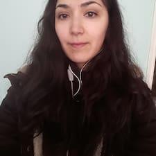 Francisca Javiera的用戶個人資料