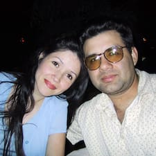 Gebruikersprofiel Carlos And Angie