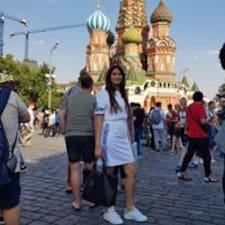 Profil utilisateur de Amira Fatima Zohra