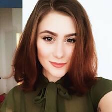 Anastasiia User Profile