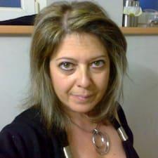 Henkilön Delia käyttäjäprofiili