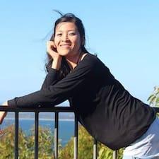 Lee felhasználói profilja