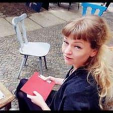 Profil utilisateur de Janina