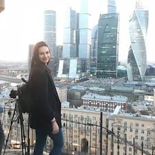 Nutzerprofil von Polina