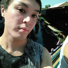 Takehiro User Profile
