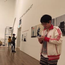 Perfil do usuário de Jungsoo