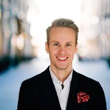 Notandalýsing Heikki
