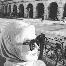 Profil utilisateur de Dina Natalia