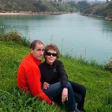 Profil Pengguna Oscar & Marta