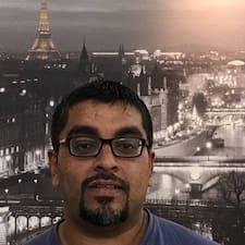 Vivek A. User Profile