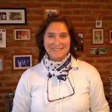 โพรไฟล์ผู้ใช้ Maria Ines