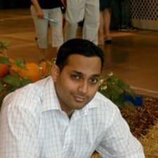 Urvesh felhasználói profilja