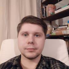 Profilo utente di Ilya