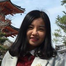 Profil utilisateur de Jingya