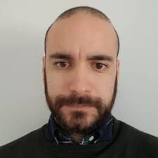 Biagio felhasználói profilja