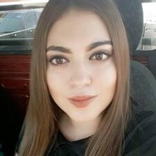 Henkilön Itzel Alejandra käyttäjäprofiili