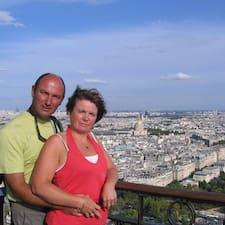 Franck & Nathalie er en superhost.