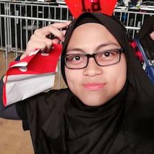 Khairun Nor Atiqah User Profile