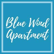 Blue Wind Apartment er ofurgestgjafi.