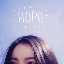 Jiejie User Profile