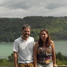 Nicole & Christoph Brukerprofil