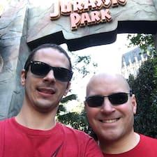 Profilo utente di Steve & Josh