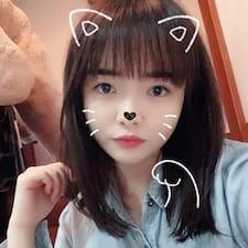 Yujie的用戶個人資料