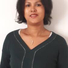 Mirana felhasználói profilja