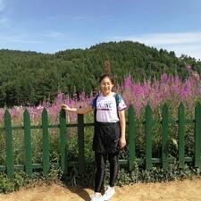 琳祎 felhasználói profilja