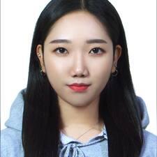 Användarprofil för Chaehyeon