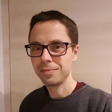 Henkilön Jean-Daniel käyttäjäprofiili