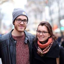โพรไฟล์ผู้ใช้ Elli & Étienne