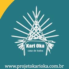 Perfil do utilizador de Karioka