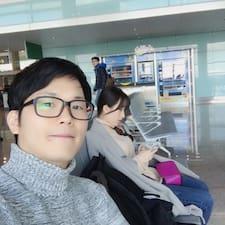 Профиль пользователя JeongSu