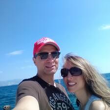 Profil utilisateur de Nick & Sofia