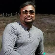 Profil Pengguna Karthik