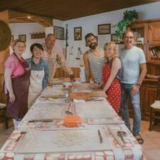 Anne, Darrell, Helena, Pablo, Remo