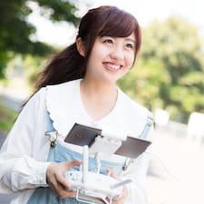 Nutzerprofil von Nozomi & Jun & Iris