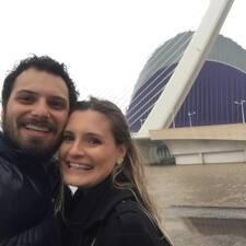 Gebruikersprofiel Fausto & Marcela