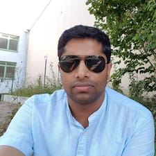 Profil Pengguna Avinash