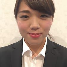 Profil utilisateur de 奈央