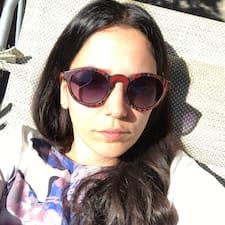 Silvana felhasználói profilja