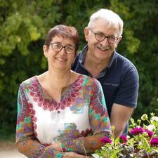 Thérèse & Christophe felhasználói profilja