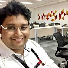 Profil utilisateur de Pranab