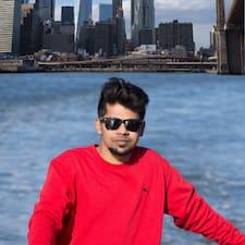 Perfil do usuário de Bhushan