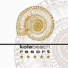 Kola Beach Resort User Profile