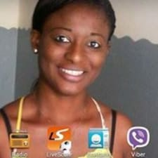 Profil Pengguna Ndeye Aminata